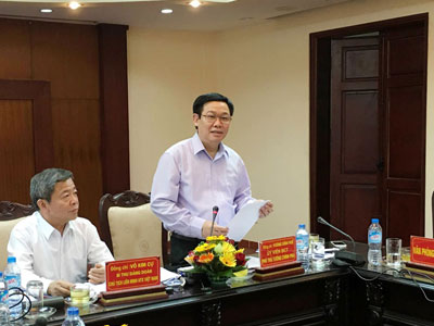 """PTT Vương Đình Huệ: """"Đi nước ngoài không phải để vui vẻ dăm ba hôm rồi về!"""""""