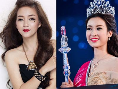 Biết Tân Hoa hậu Đỗ Mỹ Linh là