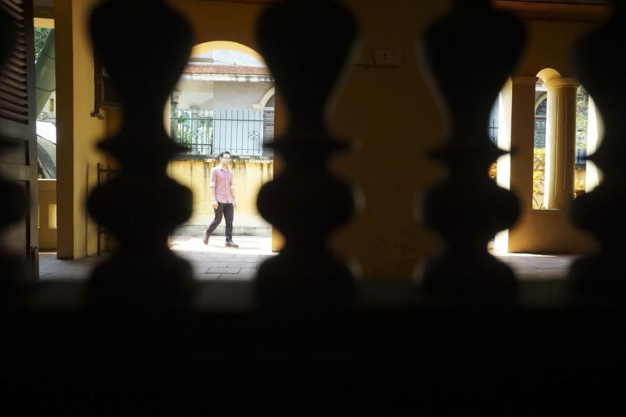 Qua 71 năm, ngôi nhà vẫn còn nguyên vẹn trên diện tích khuôn viên 253 m2 do gia đình ông Công Ngọc Dũng (con trai cụ Công Ngọc Kha) trông coi. Ngôi nhà xưa nằm sát bến đò Gạ (tên địa danh cũ) nơi Bác Hồ cùng đoàn Thường vụ Trung ương Đảng vượt sồng Hồng về thôn Phú Gia.