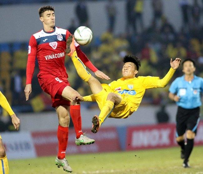 V-League 2016, cuộc đua vô địch V-League 2016, FLC.Thanh Hoá, Than Quảng Ninh, thưởng tiền tỷ, VPF