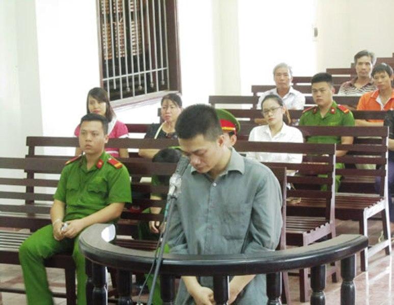 Gã chồng vô nhân tính Đào Quang Hưng giết vợ xong tự tử bất thành lĩnh án 15 năm tù (báo Hòa Bình)