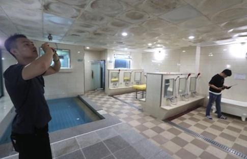 Hàn Quốc thuê chuyên gia điều tra vụ quay lén kình ngư nữ - ảnh 2
