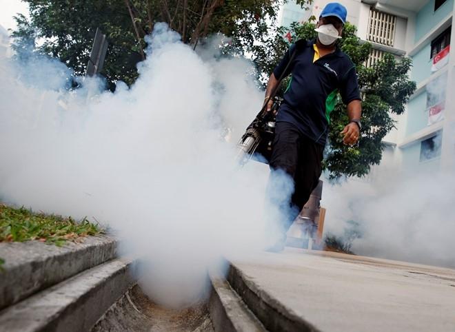 Nhieu nuoc khuyen cao cong dan khong toi Singapore vi Zika hinh anh 2