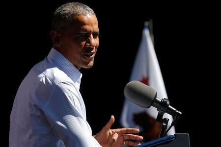 Tổng thống Mỹ Barack Obama chuẩn bị lên đường tới Trung Quốc tham dự G20. Ảnh: Reuters