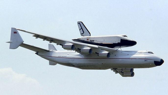 Ukraine bán máy bay vận tải lớn nhất thế giới cho Trung Quốc? - ảnh 2