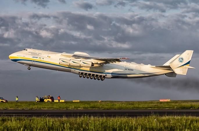 Ukraine bán máy bay vận tải lớn nhất thế giới cho Trung Quốc? - ảnh 3