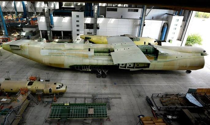 Ukraine bán máy bay vận tải lớn nhất thế giới cho Trung Quốc? - ảnh 5