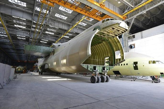 Ukraine bán máy bay vận tải lớn nhất thế giới cho Trung Quốc? - ảnh 6