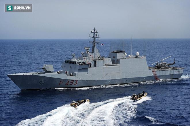 Vũ khí Italy sẽ làm nên cuộc lật đổ ngoạn mục tại Việt Nam? - Ảnh 3.