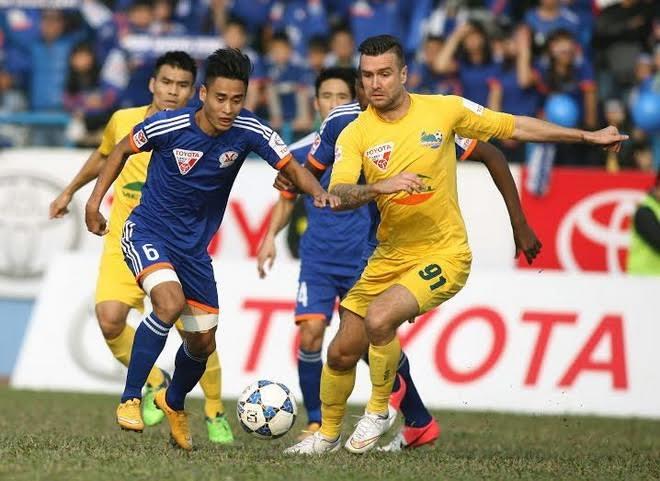 Than Quảng Ninh, Thanh Hóa, V.League 2016
