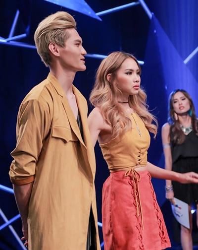 Huy Dương và Nguyễn Phương bị loại.