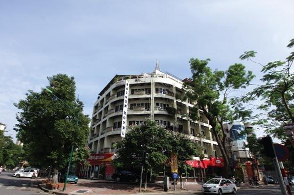 Khu đất vàng số 80 Lý Thường Kiệt, Hà Nội.