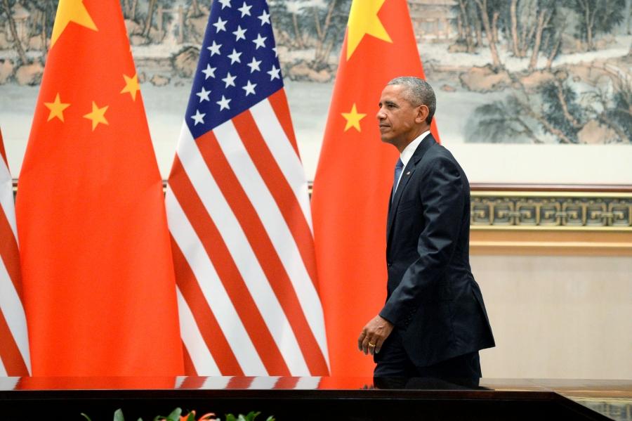Tổng thống Mỹ Barack Obama tham dự Hội nghị G20 tại Trung Quốc (Ảnh: Reuters)