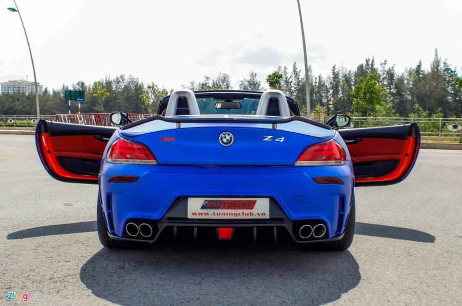 BMW Z4 do goi do choi cua Nhat het 150 trieu dong hinh anh 3