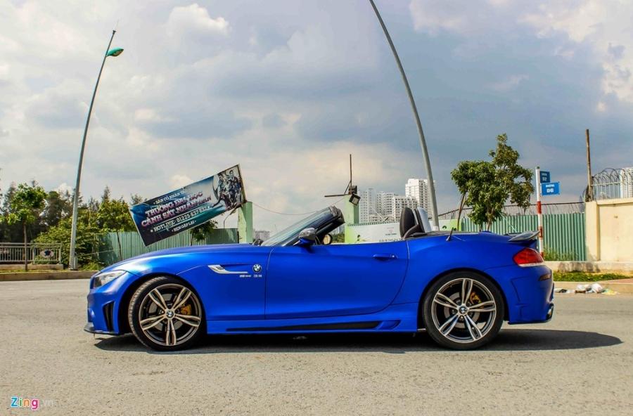 BMW Z4 do goi do choi cua Nhat het 150 trieu dong hinh anh 4