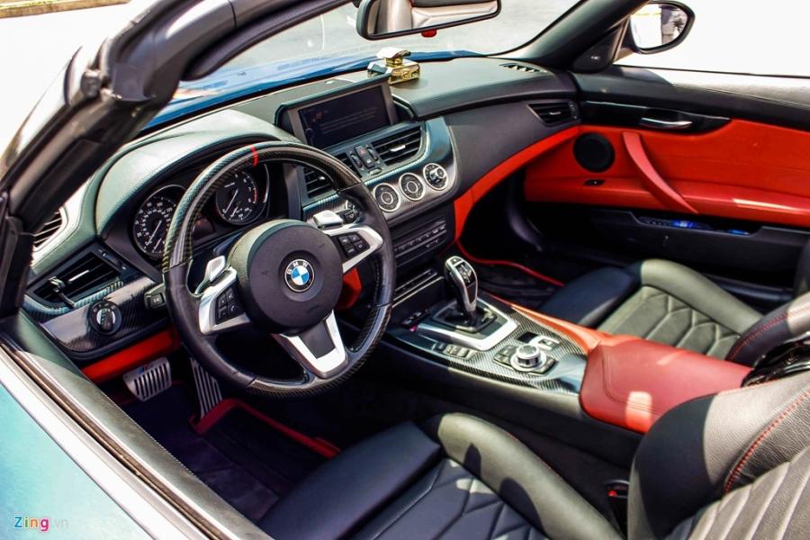 BMW Z4 do goi do choi cua Nhat het 150 trieu dong hinh anh 9