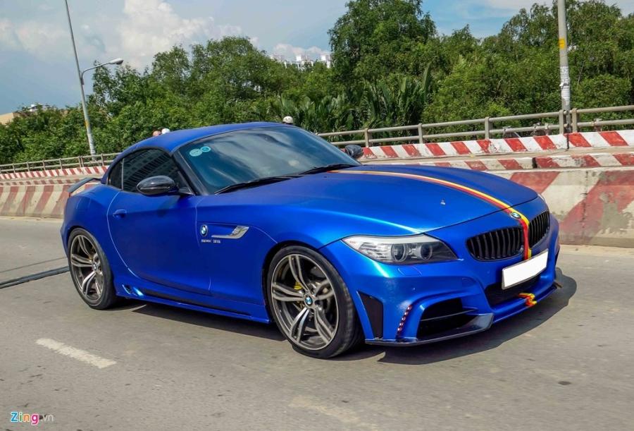 BMW Z4 do goi do choi cua Nhat het 150 trieu dong hinh anh 12
