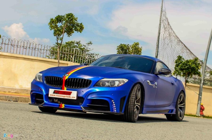 BMW Z4 do goi do choi cua Nhat het 150 trieu dong hinh anh 13