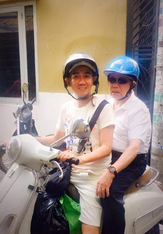 Bố Minh Thuận có mặt bệnh viện để theo dõi tình hình của con trai - Ảnh 5.