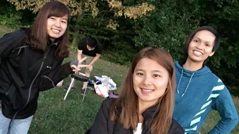 Cô gái người Dao bị bắt nghỉ học cưới chồng giành học bổng 1,2 tỷ - ảnh 10