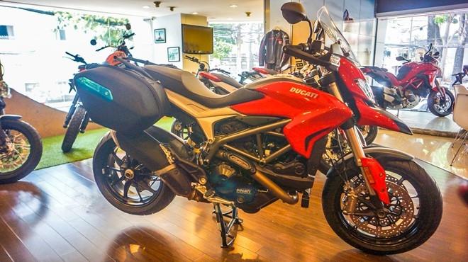 Ducati Hypermotard va Hyperstrada 939 co mat tai Viet Nam hinh anh 2