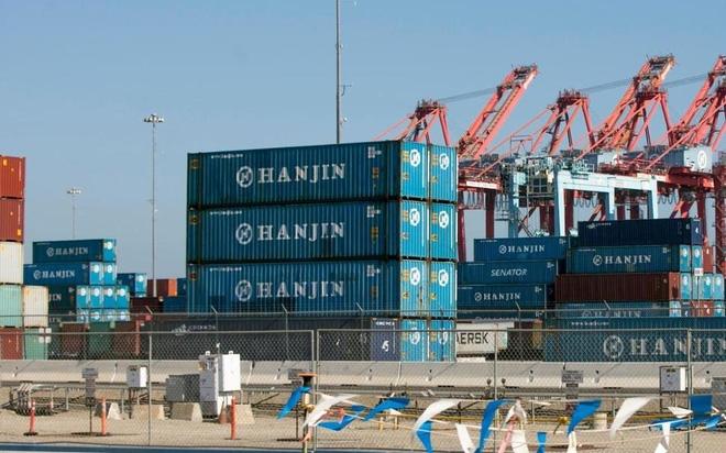 Hãng tàu Hanjin phá sản, ngành hàng nào đang chịu tác động?