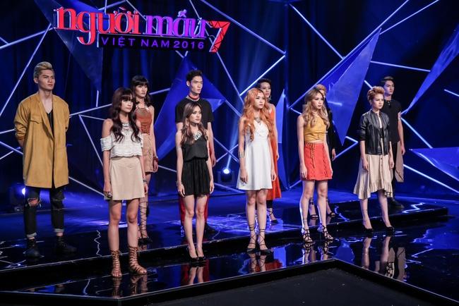 Next Top Model: Khán giả nổi giận khi Nguyễn Phương, Huy Dương bất ngờ bị loại - Ảnh 3.