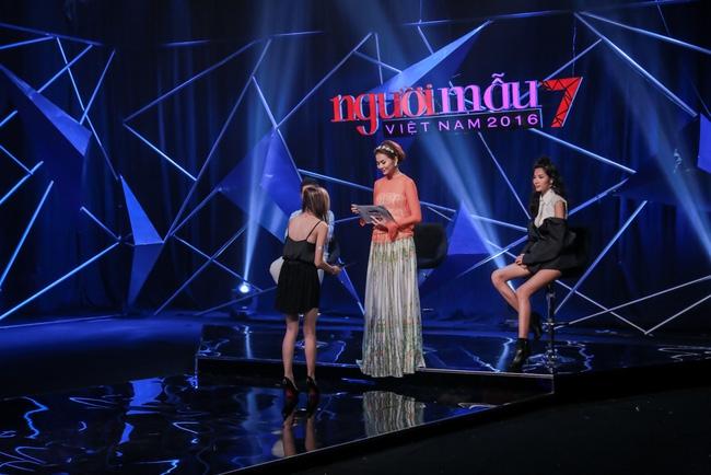 Next Top Model: Khán giả nổi giận khi Nguyễn Phương, Huy Dương bất ngờ bị loại - Ảnh 4.