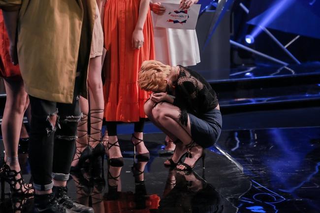Next Top Model: Khán giả nổi giận khi Nguyễn Phương, Huy Dương bất ngờ bị loại - Ảnh 6.