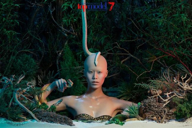 Next Top Model: Khán giả nổi giận khi Nguyễn Phương, Huy Dương bất ngờ bị loại - Ảnh 12.