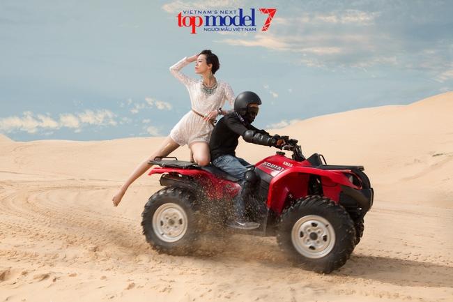 Next Top Model: Khán giả nổi giận khi Nguyễn Phương, Huy Dương bất ngờ bị loại - Ảnh 13.