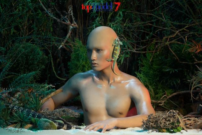 Next Top Model: Khán giả nổi giận khi Nguyễn Phương, Huy Dương bất ngờ bị loại - Ảnh 14.