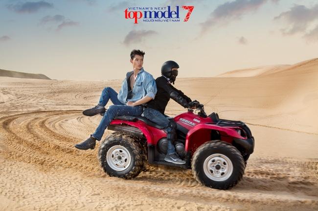 Next Top Model: Khán giả nổi giận khi Nguyễn Phương, Huy Dương bất ngờ bị loại - Ảnh 17.