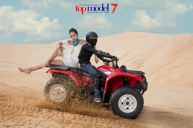 Next Top Model: Khán giả nổi giận khi Nguyễn Phương, Huy Dương bất ngờ bị loại - Ảnh 19.