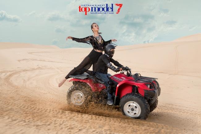 Next Top Model: Khán giả nổi giận khi Nguyễn Phương, Huy Dương bất ngờ bị loại - Ảnh 21.