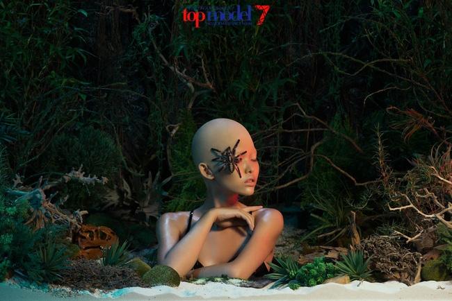 Next Top Model: Khán giả nổi giận khi Nguyễn Phương, Huy Dương bất ngờ bị loại - Ảnh 22.