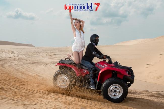 Next Top Model: Khán giả nổi giận khi Nguyễn Phương, Huy Dương bất ngờ bị loại - Ảnh 23.