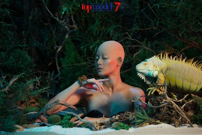 Next Top Model: Khán giả nổi giận khi Nguyễn Phương, Huy Dương bất ngờ bị loại - Ảnh 24.