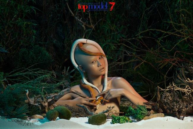 Next Top Model: Khán giả nổi giận khi Nguyễn Phương, Huy Dương bất ngờ bị loại - Ảnh 26.