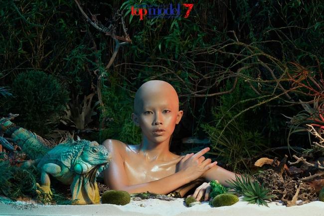 Next Top Model: Khán giả nổi giận khi Nguyễn Phương, Huy Dương bất ngờ bị loại - Ảnh 28.