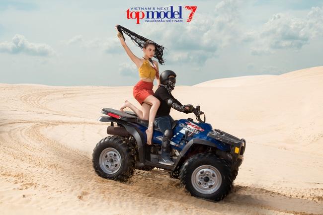 Next Top Model: Khán giả nổi giận khi Nguyễn Phương, Huy Dương bất ngờ bị loại - Ảnh 29.