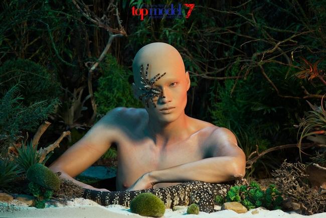 Next Top Model: Khán giả nổi giận khi Nguyễn Phương, Huy Dương bất ngờ bị loại - Ảnh 30.