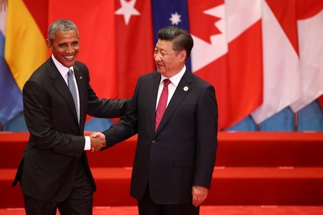 Ong Obama muon de lai gi trong chuyen di chau A cuoi cung hinh anh 1