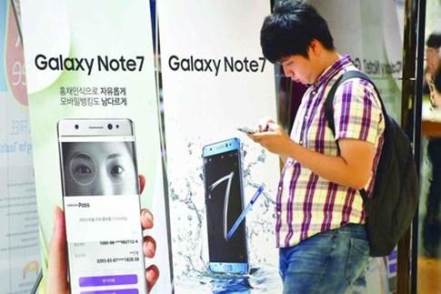 Samsung thiệt hại bao nhiêu khi phải đổi Galaxy Note 7 cho người dùng? - ảnh 1