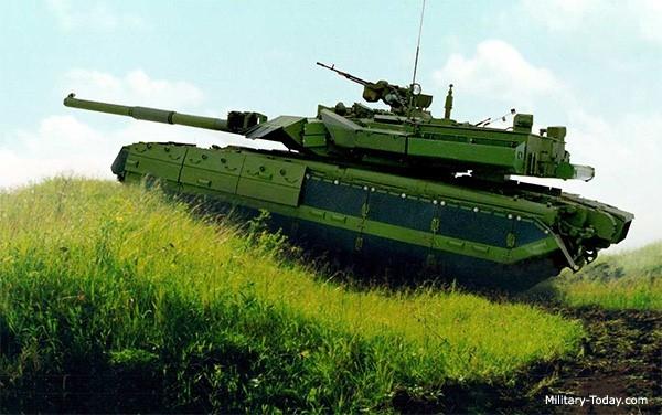 T-84 Yatagan dinh cao cua xe tang Ukraine hinh anh 1