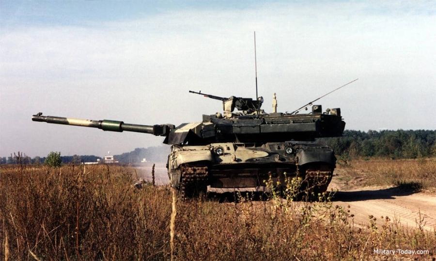 T-84 Yatagan dinh cao cua xe tang Ukraine hinh anh 2