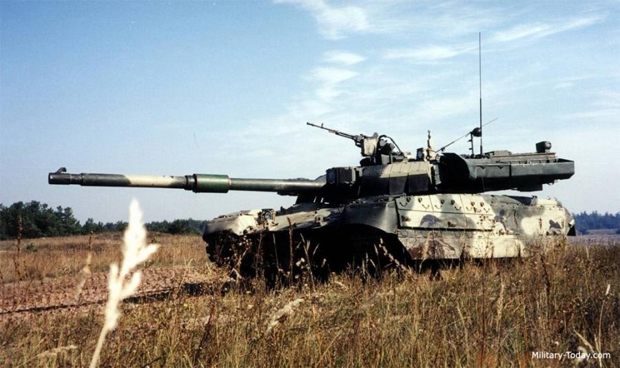 T-84 Yatagan dinh cao cua xe tang Ukraine hinh anh 3