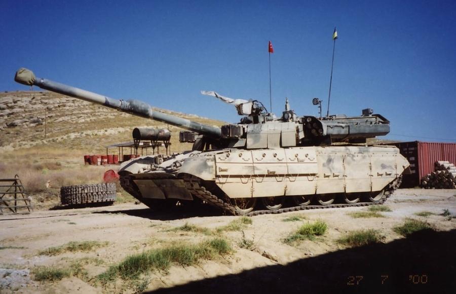 T-84 Yatagan dinh cao cua xe tang Ukraine hinh anh 5