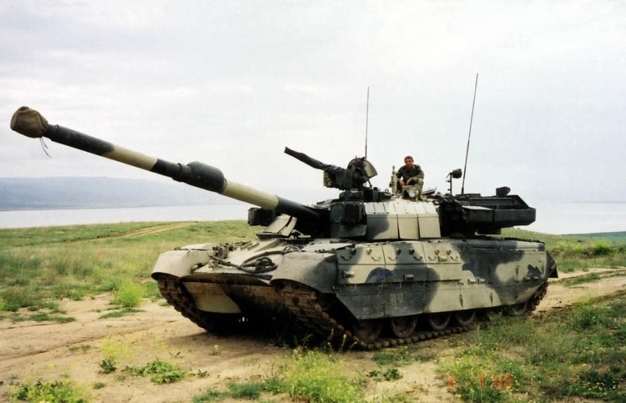 T-84 Yatagan dinh cao cua xe tang Ukraine hinh anh 6