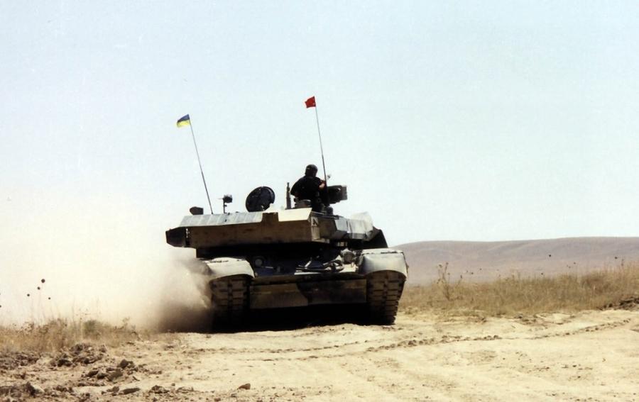 T-84 Yatagan dinh cao cua xe tang Ukraine hinh anh 7
